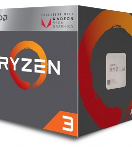 [New] CPU AMD Ryzen 3 2200G 3.5GHz Quad Core