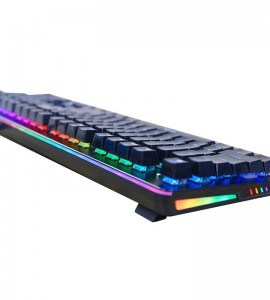 Bàn Phím Cơ Gaming FUHLEN S SUBVERTER RAINBOW MACHANICAL 108 KEYS