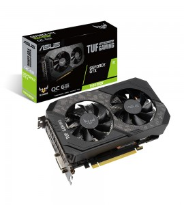 Card hình ASUS GTX 1660 6GB Super OC Gamin