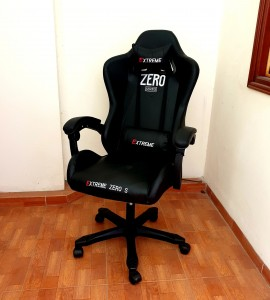 Ghế Gaming Zero Extreme S Black